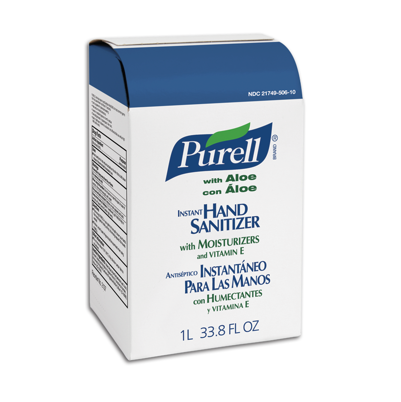 PURELL INSTANT HAND SANITIZER WITH ALOE