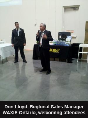 2012 IGGBE Event Don Lloyd Welcome
