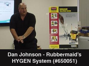 2012 TUC Dan Johnson HYGEN System
