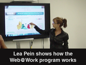 2012 TUC Lea Pein Web at Work