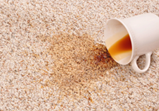 Carpet Stain Coffee 225px