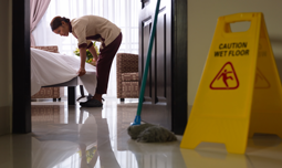 Housekeeping Cleaning Room 255px