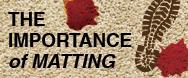 Importance of Matting
