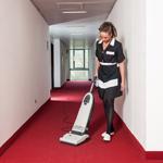 Vacuuming Hallway 150px