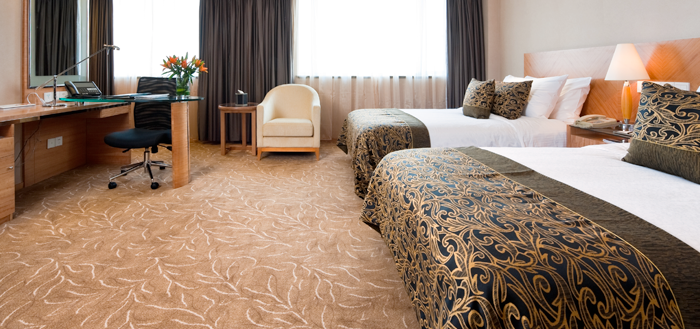 Interim Cleaning Hotel Room