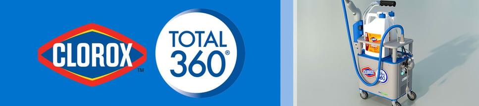 Clorox-360-logo-banner