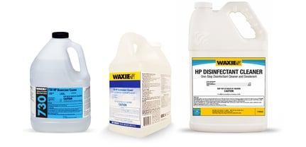HP-Disinfectants