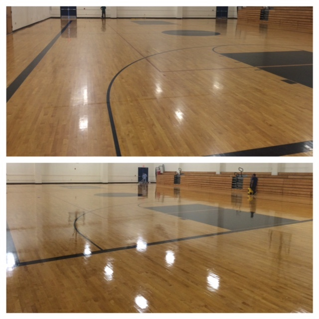Ultra Guard Premium Wood Floor Care Program Waxie Sanitary Supply