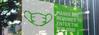 RE6™ Building Re-Entry Signage