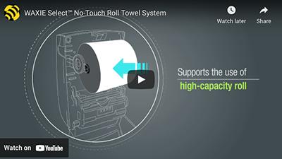 WAXIE-Select-Towel-Dispenser-Video