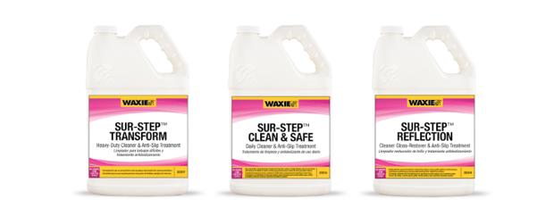 Waxie Sur Step Anti Slip Treatment Waxie Sanitary Supply