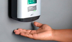 no-touch-dispenser