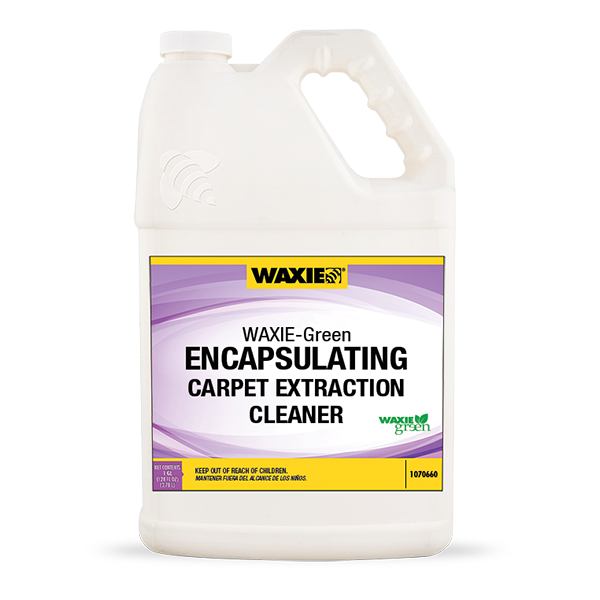 WAXIE-Green Encapsulating Carpet Extraction Cleaner