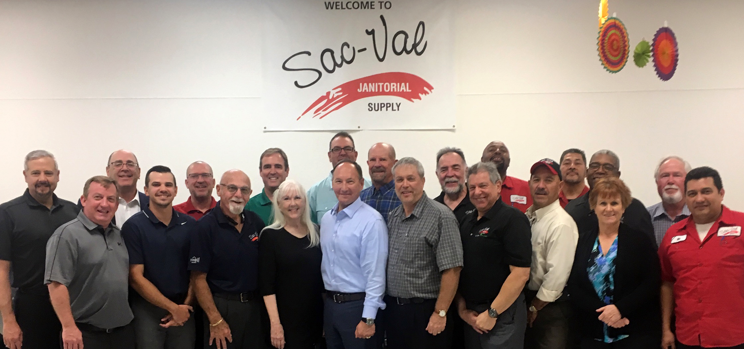 Waxie Sanitary Supply Acquires Sac Val Janitorial Supply
