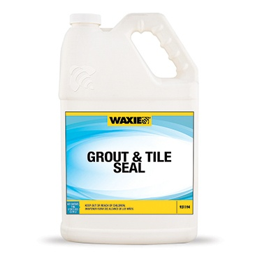 grout tile seal