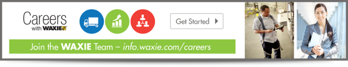 Careers with WAXIE – Join the WAXIE Team